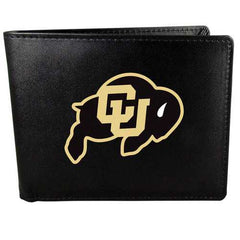 Colorado Buffaloes Large Logo Bi-fold Wallet