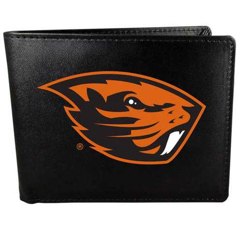 Oregon State Beavers Bi-Fold Logo Wallet