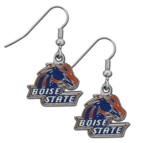 Boise State Broncos Game Time Dangle Earrings
