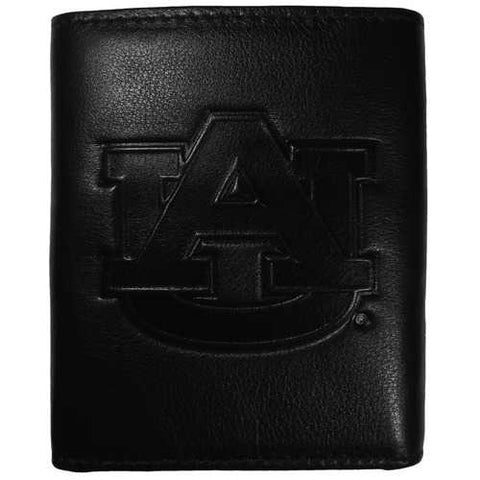 Auburn Tigers Embossed Leather Wallet
