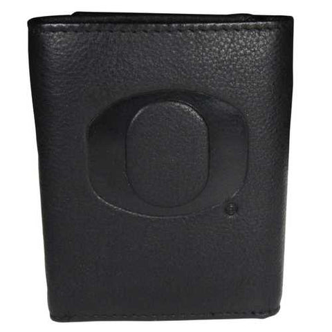 Oregon Ducks Embossed Trifold Premium Wallet