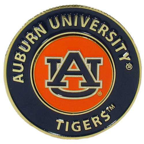 Auburn Tigers Golf Ball Marker