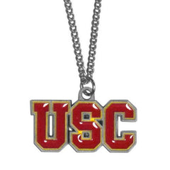 USC Trojans Game Day Chain Necklace
