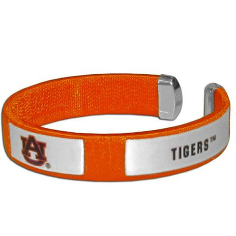 Auburn Tigers Fan Band Bracelet