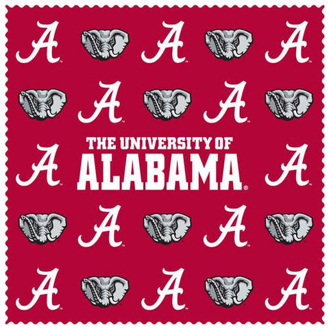 Alabama Crimson Tide Microfiber Cleaning Cloth
