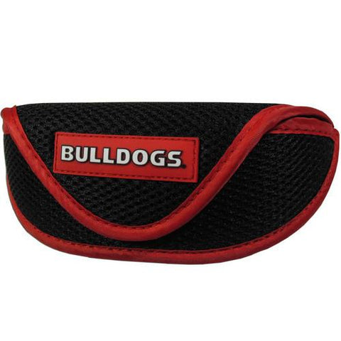 Georgia Bulldogs Sport Sunglasses Case