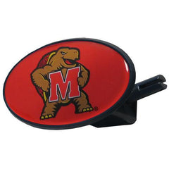 Maryland Terrapins Plastic Hitch Cover Class III