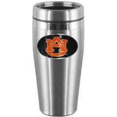Auburn Tigers War Eagle Travel Mug 14 oz
