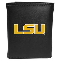 LSU Tigers Logo Trifold Wallet