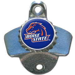 Boise State Broncos Wall Mount Bottle Opener