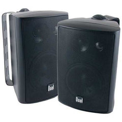 "Dual 4"" 3-Way Indoor/Outdoor Speakers"