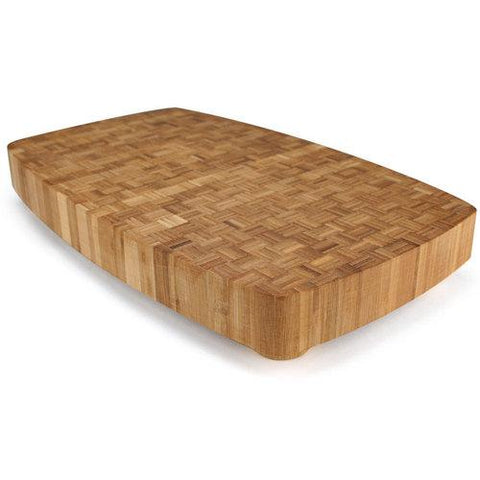 Dark Mocha Natural Bamboo Butcher Block