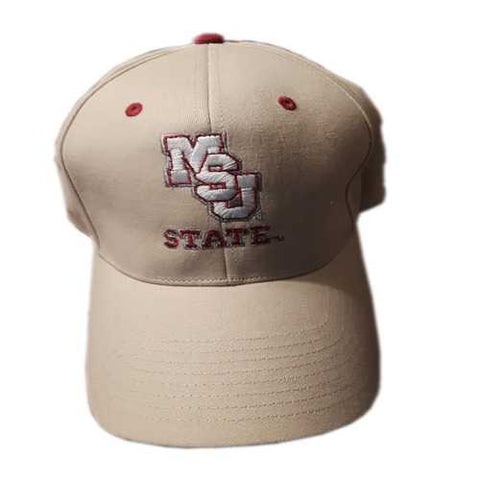 Mississippi State Bulldogs Flashing Fiber Optic Cap