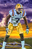 Image of LSU Tigers Patrick Peterson Sunset 18x24 Signed Poster