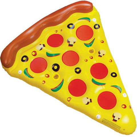 6-Foot Pizza Pool Float