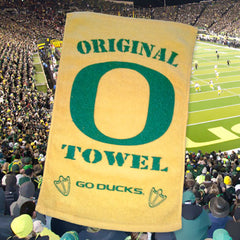 Oregon Ducks Original O Towel Set of 2