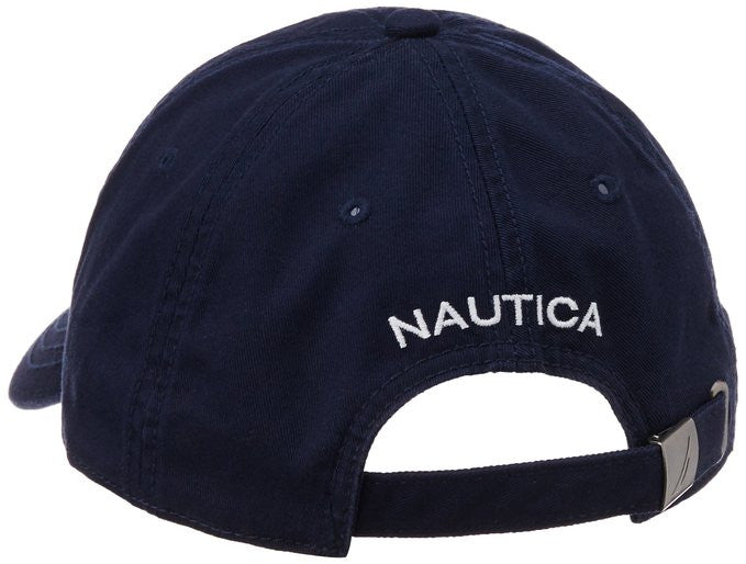 149aa0014ca31 Mens Nautica J Class Cotton Twill Cap Navy – Top Brand Outfitters
