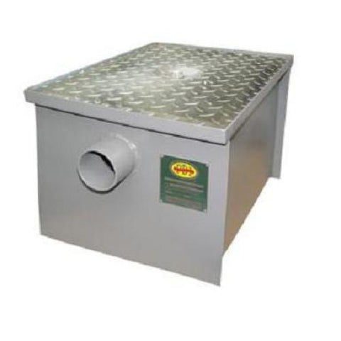 L&J Import PDI-Approved Grease Traps (8lb through 100lb)