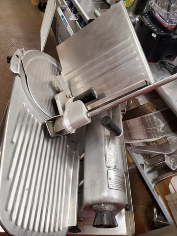 "HOBART 1712 12"" Blade, 2-Speed Automatic Meat Slicer, 110v USED"