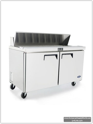 "ATOSA 60"" Standard Bain Marie Prep Table MSF8303 - FREE SHIPPING"