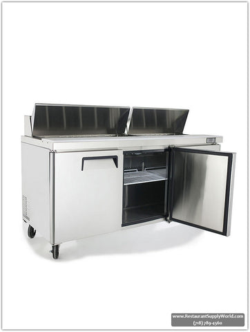 "ATOSA 72"" Standard Bain Marie Prep Table MSF8304 - FREE SHIPPING"