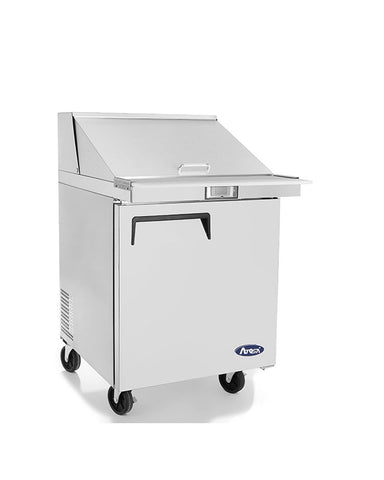 "ATOSA 27"" Mega-Top Bain Marie/Prep Table MSF8305GR"
