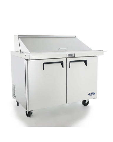 "ATOSA 48"" Mega-Top Bain Marie/Prep Table MSF8306GR"