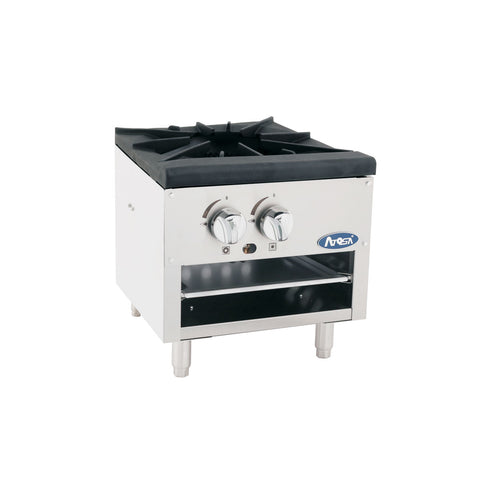 ATOSA Candy Stove: Single Stock Pot Stove Lower Version - ATSP-18-1L