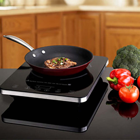EURODIB Induction/Frypan Combo Unit, C1813 120v 1800W