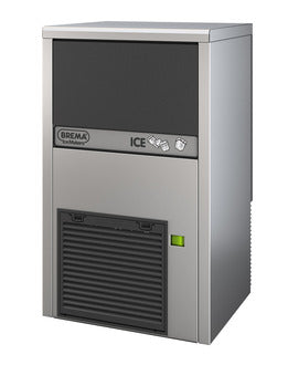 BREMA 62-lb Production U/C Ice Machine CB249A