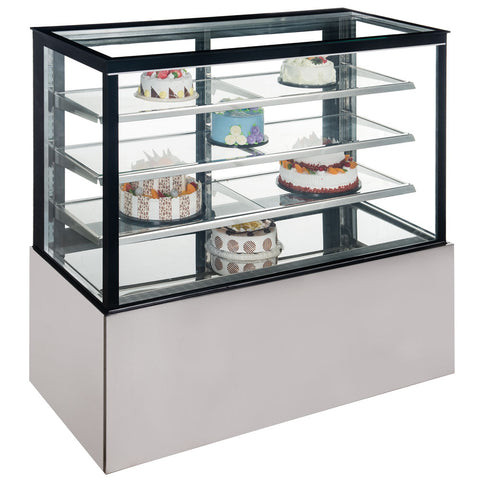 "Coldline CD70 71"" Refrigerated Bakery Display Case"