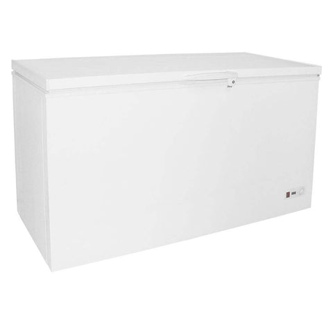 "Coldline CF60 60"" Commercial Chest Freezer with 2 Baskets"