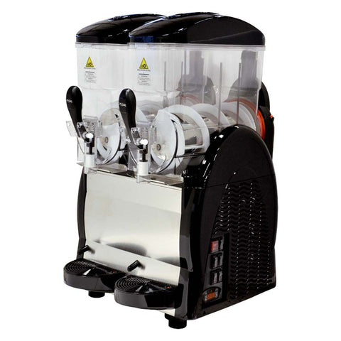 Coldline GRANITA-2 2-Flavor Pour-Over Granita Slush Machine, 110v