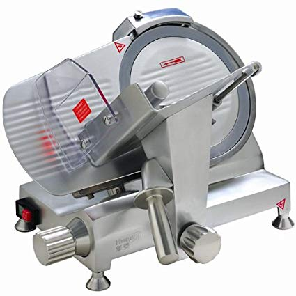 "EURODIB 10"" Belt-Driven Meat Slicer HBS250L"