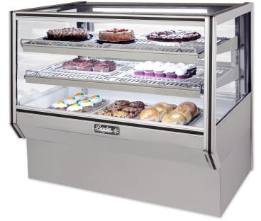 "LEADER 36"" Counter Bakery Case (Dry) NCBK36D"