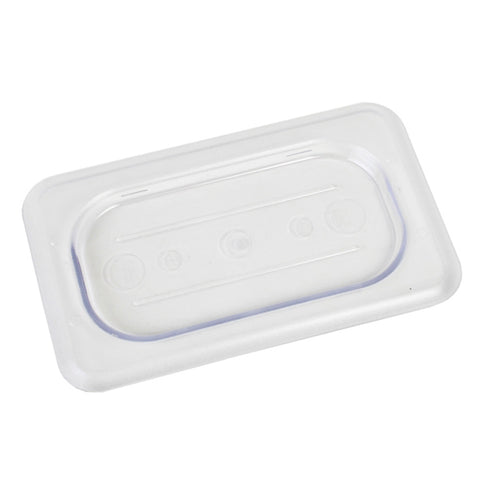 Ninth-Size Poly Food Pan Cover, Solid- Qty of 3 PLPA7190C
