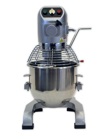 ATOSA 21-Qt Planetary Mixer, Bowl & Attachments, 115v/1-Ph - PPM-20