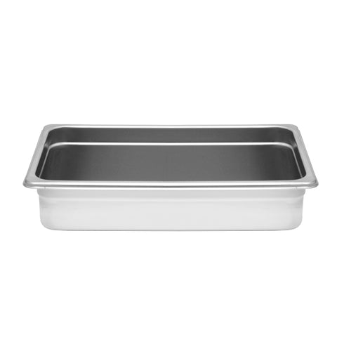 "Full-Size S/S Steam Pan, 4"" Deep- Quantity of 3 STPA9004"