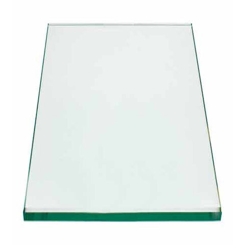 "Southwood RG7 1/4"" Glass Door 1/4"" Thick Tempered Glass Doos, each"