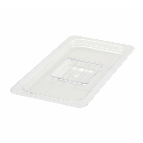 Third-Size Poly Food Pan Cover, Solid