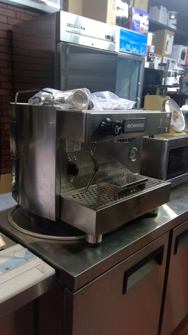 BEZZERA B2013 1-Group Espresso, 110v/60Hz/1PH, OPEN BOX