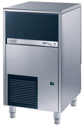 BREMA 102-lb Production U/C Ice Machine CB425A