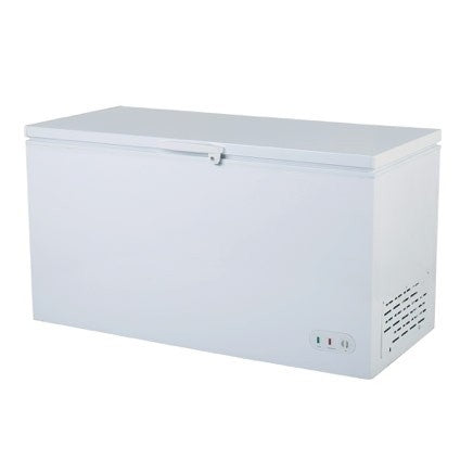 MAXX Cold MXSH15.9S Flat Chest Freezer, White