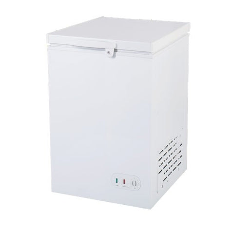 MAXX MXSH5.2S Chest Freezer, WHITE