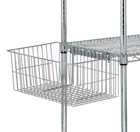 QUANTUM Utility Basket, NSF for Shelving Unit