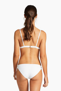 Luciana Bottom - White EcoLux | Vitamin A