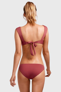 Luciana Full Coverage Bottom - Havana Rose EcoLux