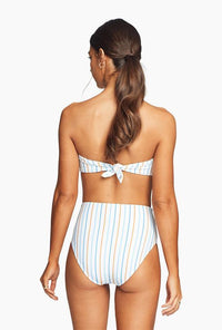 Barcelona Bottom Full Cut - Palm Springs Stripe