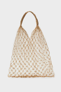Fiore Net Bag - Natural | Vitamin A