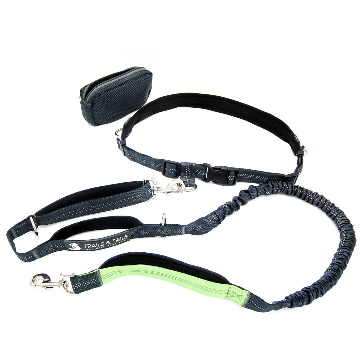 Trails & Tails Ultimate Hands-Free Dog Leash